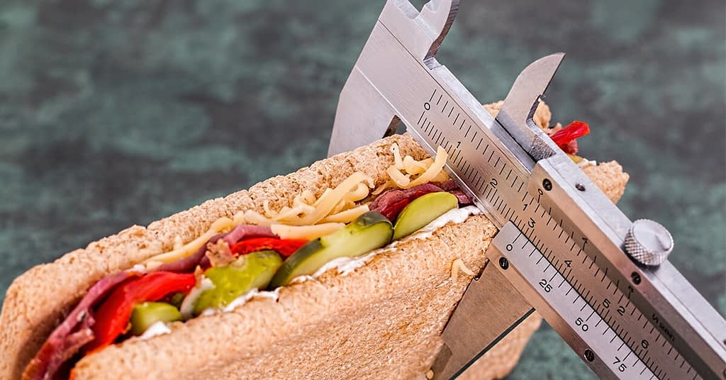 Restrict your caloric intake!