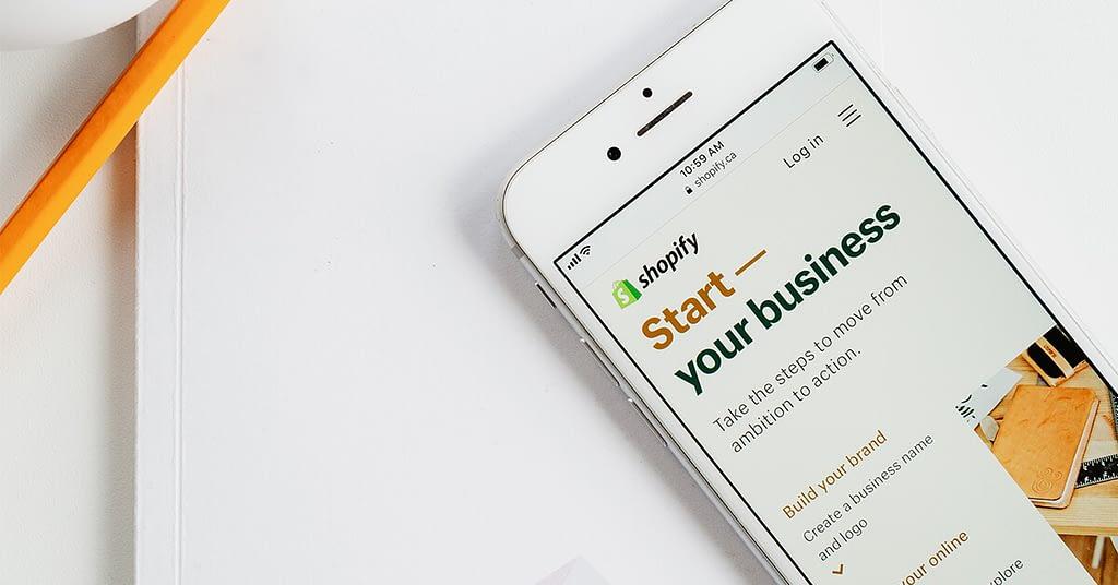 Start ecommerce store