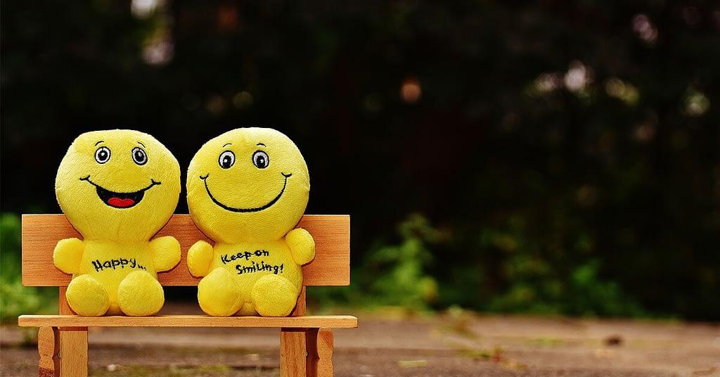 smile buddies - sending positive vibes