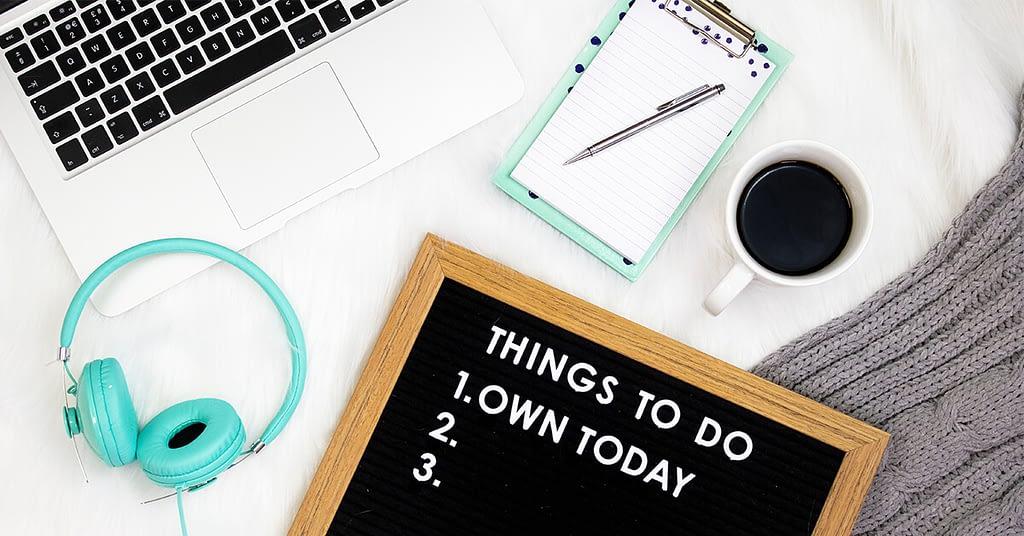 time-management tricks to-do list
