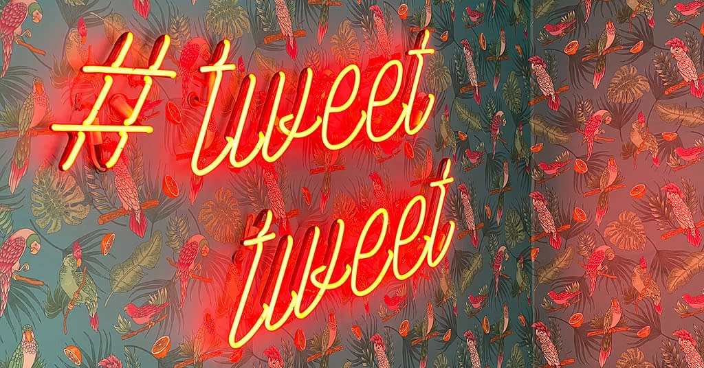 Click to tweet share tool