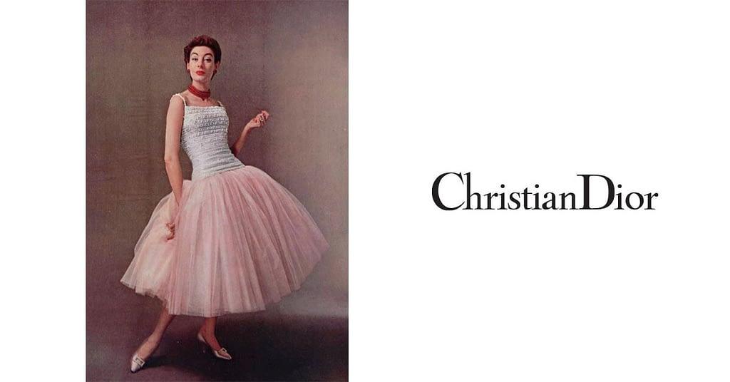 Christian Dior classic style fashion designers