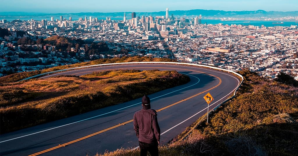 where to travel alone in usa