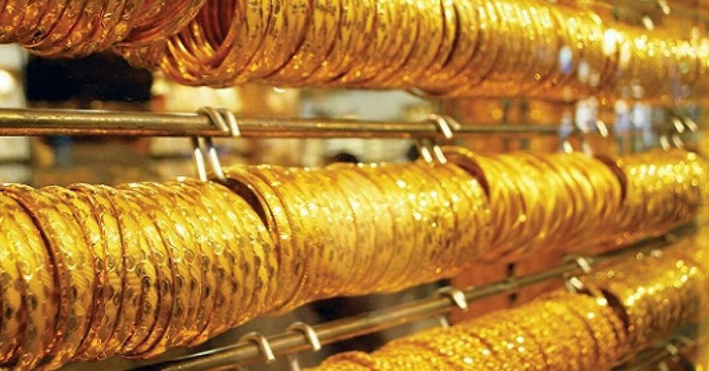 تجارة الذهب في مصر