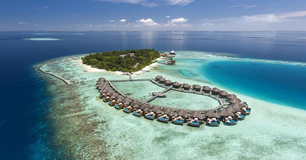 جزيرة باروس في المالديف- أجمل مدن العالم