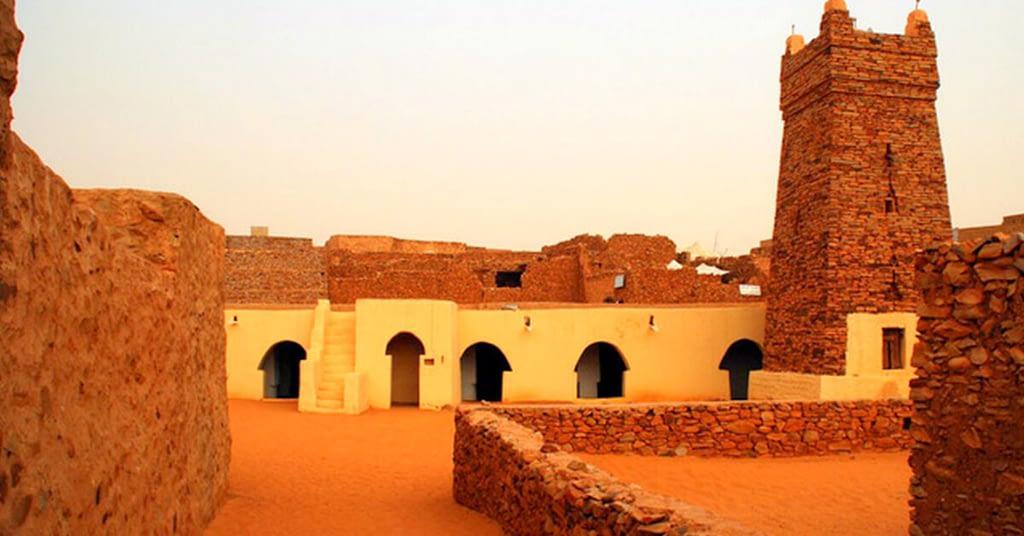 مدينة شنقيط في موريتانيا
