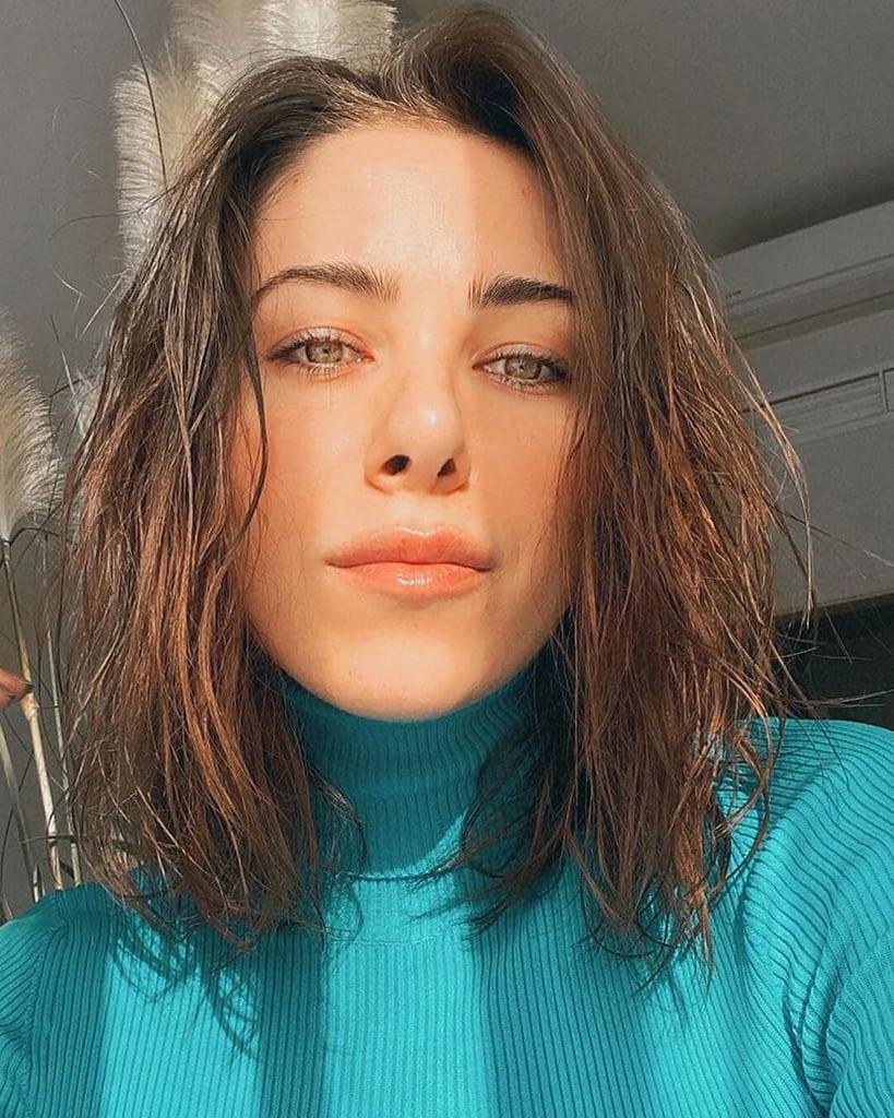 Daniella Rahme   الشعر المبلل