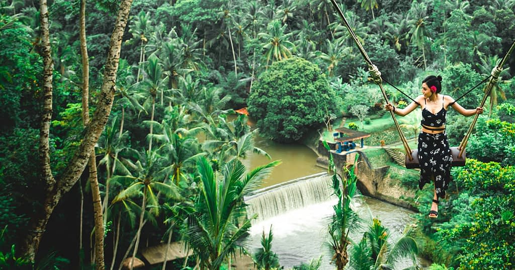 جزيرة بالي في اندونيسيا