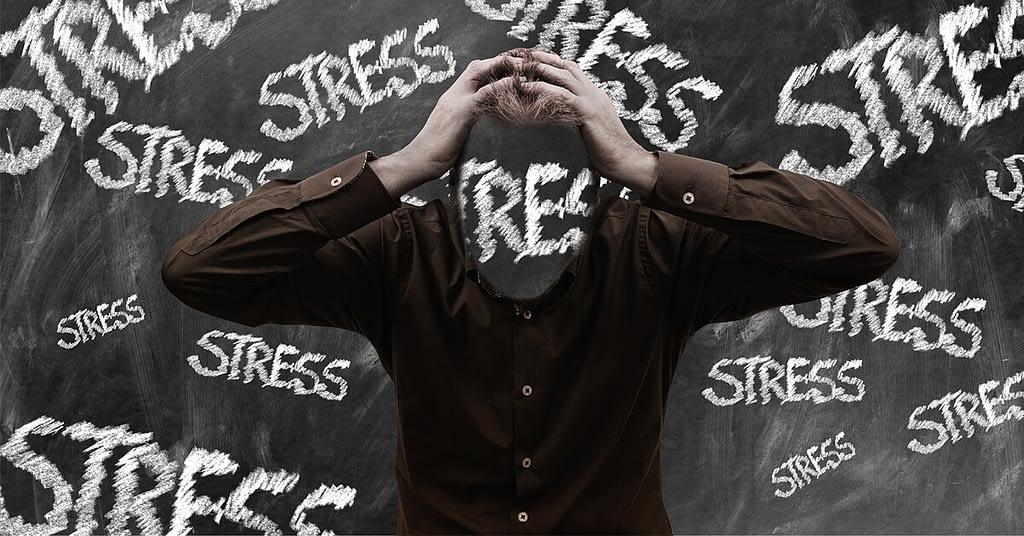 stress التوتر