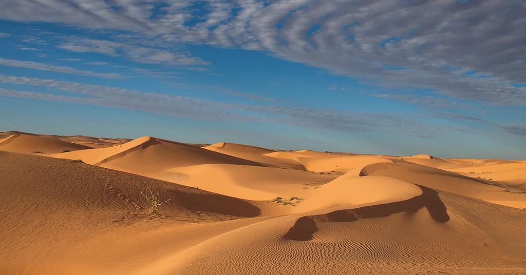 مدينة شنقيط في موريتانيا - أجمل مدن العالم