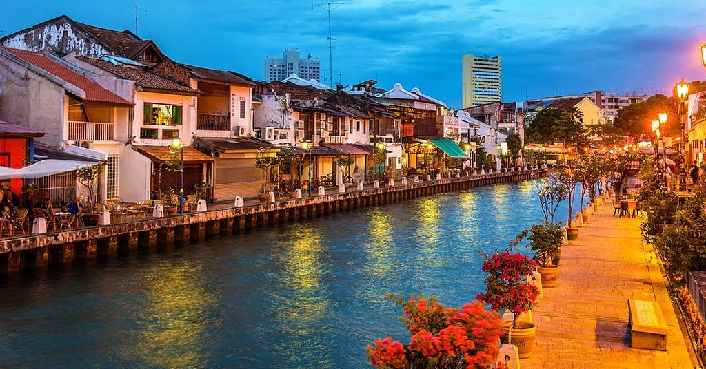 مدينة ملاكا في ماليزيا- أجمل مدن العالم