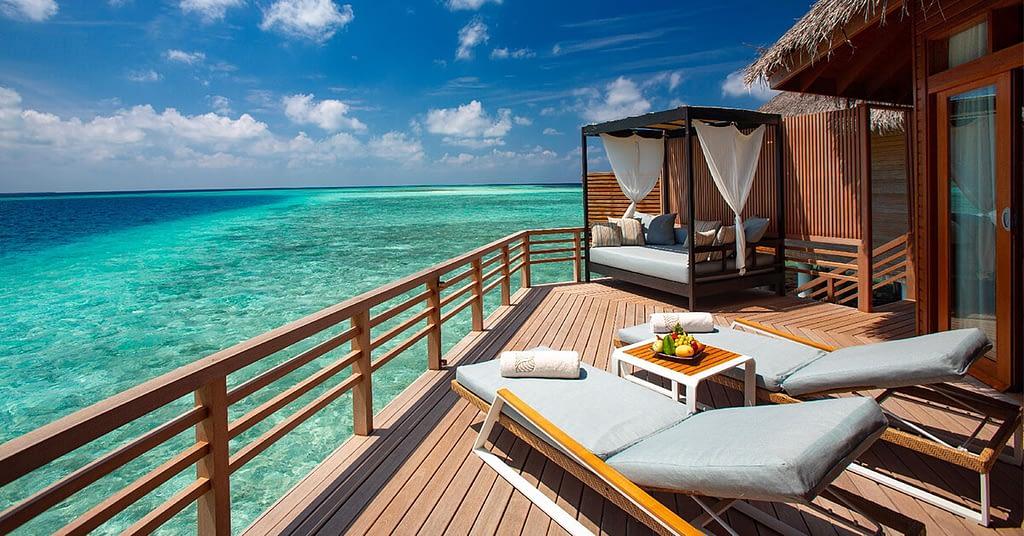 جزيرة باروس في المالديف